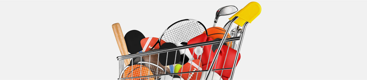 Sporting Goods Closeouts