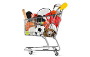 sporting-goods closeouts